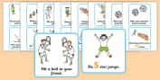 Sports Day Primary Resources, sport, award, reward, sports, PE