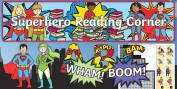 Superheroes Primary Resources