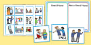 PSHCE Primary Resources - KS1 PSHE Teaching Resources