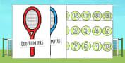 Wimbledon Primary Resources, Wimbledon Championships, Tennis, PE, wimbeldon
