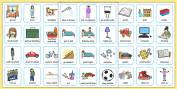 SEN Visual Timetable Resources, SEN, Visual Timetable, Routine