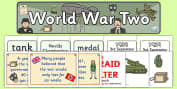 World War Two Primary Resources, history, world war two, Hitler