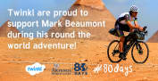 Mark Beaumont Sets New World Record