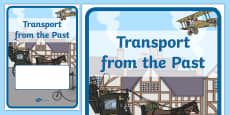 Transport Title page