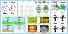 DIY Calendar Creation Pack