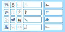 Editable Drawer - Peg - Name Labels (Winter)