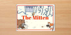The Mitten eBook