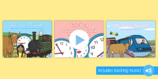 Phase 1 Phonics Voice Sounds Songs and Rhymes PowerPoints Pack