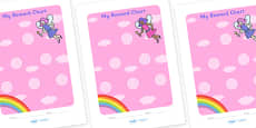 Fairy Sticker Reward Chart (30mm)