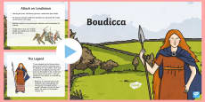 Boudicca Information PowerPoint