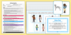 EYFS Family Mix and Match Busy Bag Plan and Resource Pack