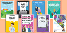 Motivational Staff Room Quotes Poster Pack