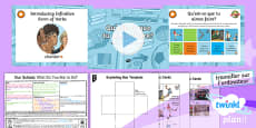 PlanIt - French Year 3 - Our School Lesson 6: What Do You Like To Do? Lesson Pack