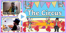 Circus Photo PowerPoint