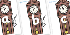 Phoneme Set on Clocks