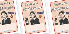 Florence Nightingale Book Cover