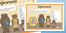 Inference Visual Support Poster