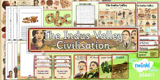 PlanIt - History UKS2 - The Indus Valley Unit Additional Resources