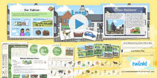 PlanIt - Science Year 2 - Living Things and Their Habitats Lesson 2: Local Habitats