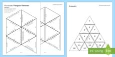 Microscopes Triangular Dominoes