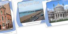 Brighton Display Photos