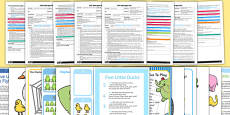 Number Rhymes Parachute Activities Adult Input Planning and Resource Pack