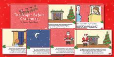 'Twas the Night Before Christmas Visual Aids