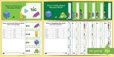 Phase 4 Phonics Screening Check Resources Support Pack