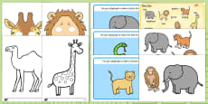 Story Sack Resource Pack to Support Teaching on Dear Zoo