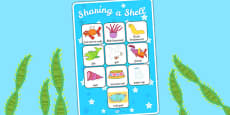 Vocabulary Poster to Support Teaching on Sharing a Shell