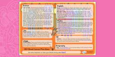 Diwali Lesson Plan Ideas KS1