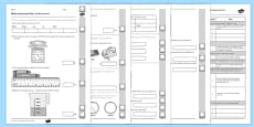 Year 3 Maths Assessment: Measurement Term 1