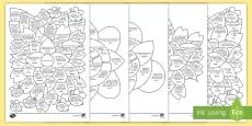 * NEW * Foundation Phase Mathematical Development Assessment Flowers Assessment Pack