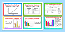 Data Handling Challenge Cards