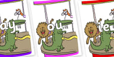 Phase 5 Phonemes on Trick 3 to Support Teaching on The Enormous Crocodile