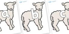 Phoneme Set on Lambs