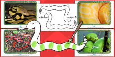 Repeating Pattern Snakes Resource Pack