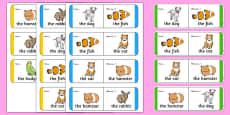Pets Small Group Loop Cards