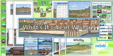 PlanIt Geography Y4 - What's It Like in Whitby? Additional Resources