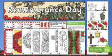 Remembrance Day Resource Pack