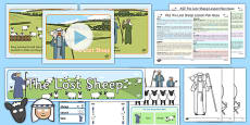 The Lost Sheep Teaching Pack