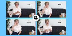 British Sign Language(BSL): Baby Sign Animal Signs Video Clip