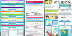 EYFS Under the Sea Lesson Plan Enhancement Ideas and Resources Pack