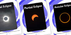 Solar and Lunar Eclipse Display Photos