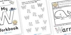 My 'W' Workbook