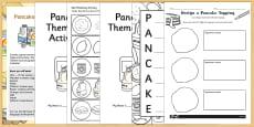 Top 10 Pancake Day Resource Pack
