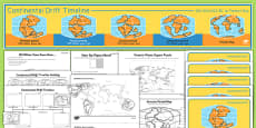 Tectonic Plates Teaching Pack