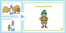 Rumpelstiltskin Story PowerPoint