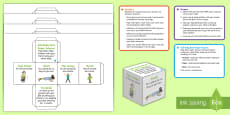 Fitness Cubes Activity