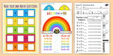Parents Early Years Maths Resource Pack